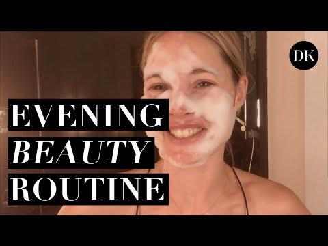 MY EVENING BEAUTY ROUTINE &amp RUSH HOUR • DOUTZEN DIARIES