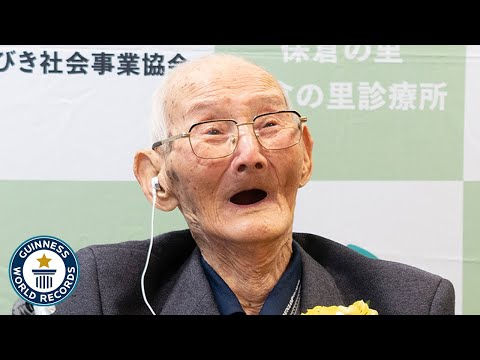 The World's Oldest Man is 112 Years Old