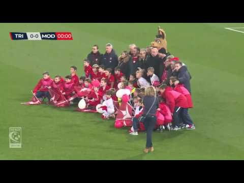 Triestina-Modena: Highlights