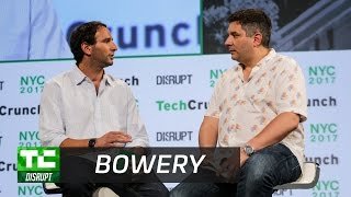 Literally Growing a Business: Bowery Farming's Irving Fain   Disrupt NY 2017