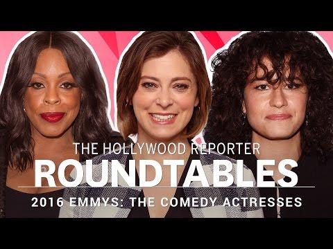 THR's Full Comedy Actress Roundtable: Ilana Glazer, Gina Rodriguez, Rachel Bloom, & More