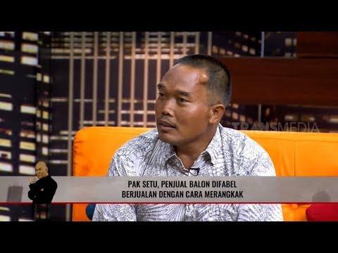 Kisah Pak Setu, Penjual Balon Merangkak yang Viral | HITAM PUTIH (26/06/19) Part 2