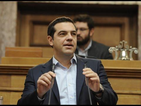 Η ομιλία του Αλ. Τσίπρα στην Κ.Ο. του ΣΥΡΙΖΑ