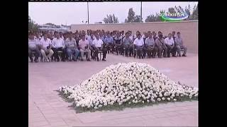 Prezident Islom Karimov dafn marosimi, Samarqand, 3-sentabr, 2016