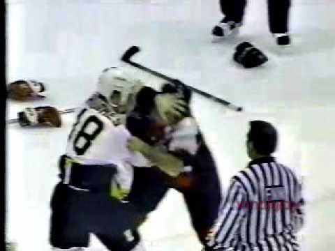 Brent Hughes vs. Randy McKay