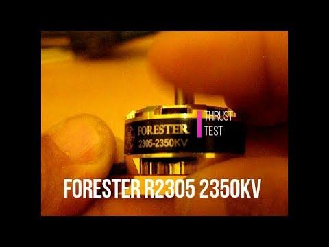 FORESTER R2305 2350KV