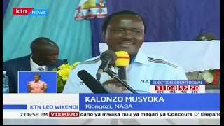 Kampeni za NASA : Raila Odinga azidi kushinikiza kuondoka kwa maafisa wa IEBC