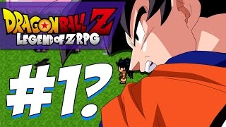 A Very DETAILED DBZ Fan Game?! | Dragon Ball Z: Legend of Z RPG