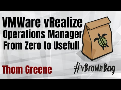VMware vRealize Operations Manager: From Zero to Useful by ...