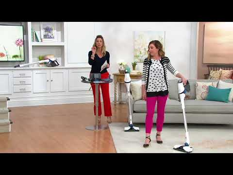 Hoover React Premier Cordless Lightweight 2 In 1 Vacuum On Qvc