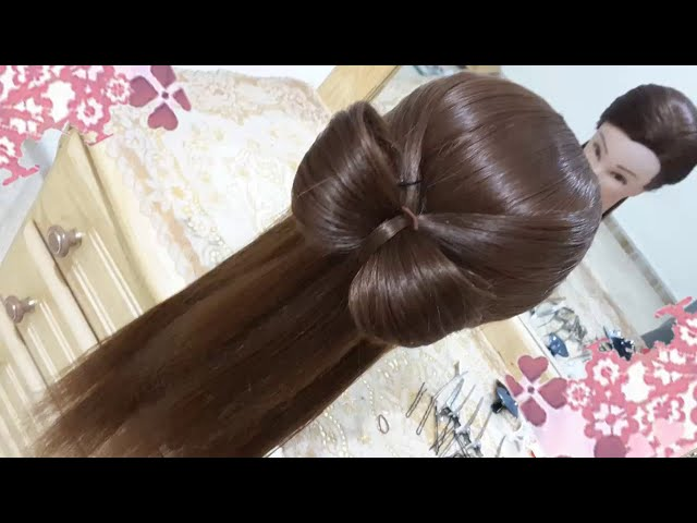 Video Peinados De Mariposa Faciles Para Cabello Largo Bonitos Y