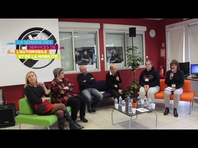 "Table ronde ""Feminisation de la branche auto"""