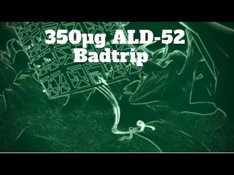 350µg ALD-52 Tripbericht   Mein erster Badtrip