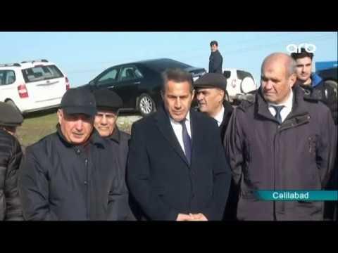 """""""Alimlər fermerlərin yanında"""" layihəsi ilə bağlı növbəti  tədbir Cəlilabadda keçirilib"""