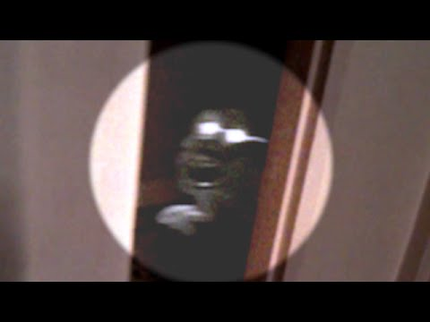 Strange Creature or Demon Caught on Smartphone Camera