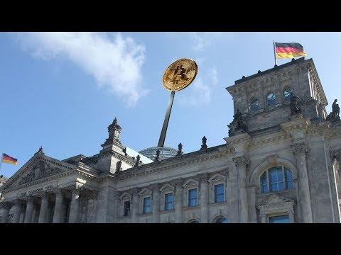 Город в Германии где царит Биткоин