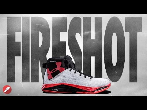 Under Armour Fireshot Performance Review!