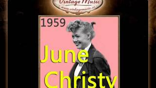 June Christy -- He's Funny That Way