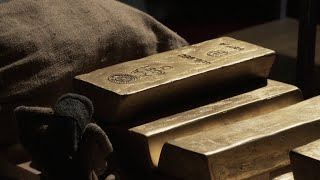 Bezpieczne rezerwy. Historia polskiego złota (audiodeskrypcja)film z 2015roku