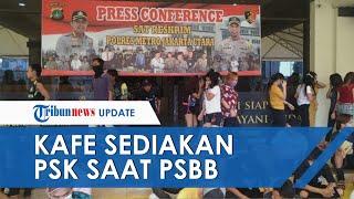 Kafe di Tanjung Priok Sediakan PSK dan Jadi Tempat Tindak Asusila saat PSBB, 106 Orang Ditangkap