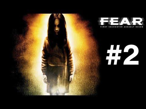 ZÁTAH NA ARMACHAM! | F.E.A.R. | #2 | CZ Let's play | Mafiapau