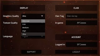 Lag & Player Profile