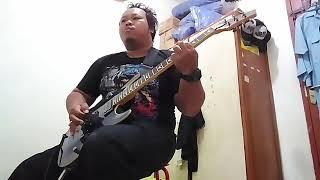 Edane#jadi beken#cover guitar Tedi Hartono Karawang Indonesia