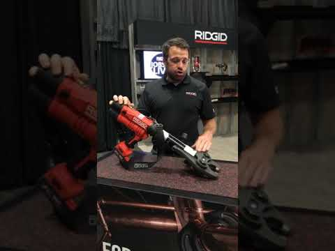 RIDGID Jobsite Live: Press Tools