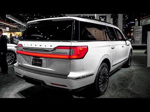 Lincoln Navigator L Black Label (2020)- Walkaround