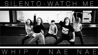 Silento   Watch Me (WhipNae Nae) #WatchMeDanceOn   @ItsChrisClark