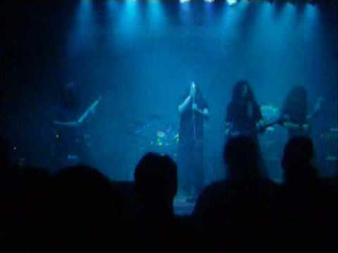 Black Winter - In Cosmic Installation (Live)