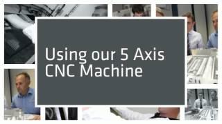 Midland Aerospace – 5 Axis CNC Machining