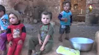 preview picture of video 'Serjilla -La vie quotidienne des réfugiés au milieux du patrimoine سرجيلا - الحياة اليومية للاجئين'