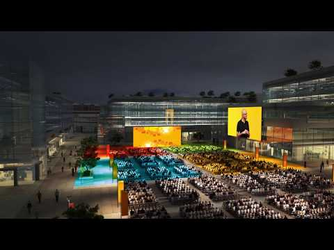 Building a modern campus