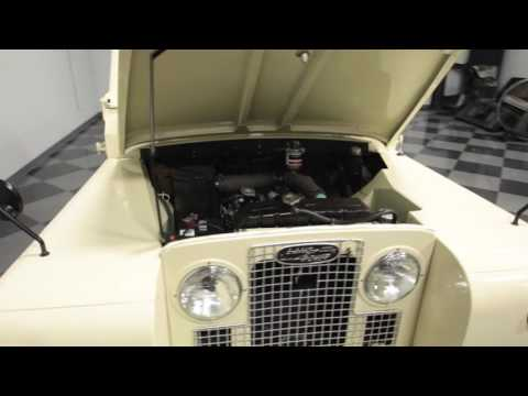 Video of '68 Series IIA Defender 88 - JH5B