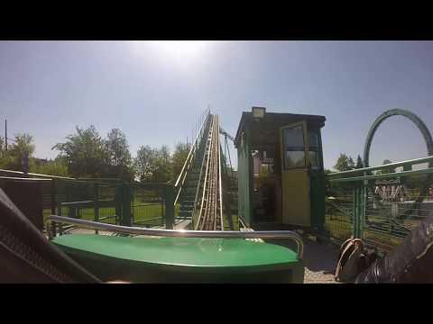 Tornado Rollercoaster