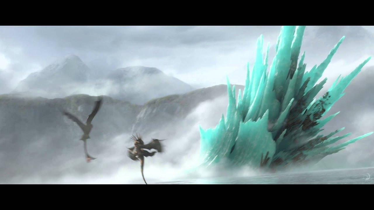 Trailer för Draktränaren 2