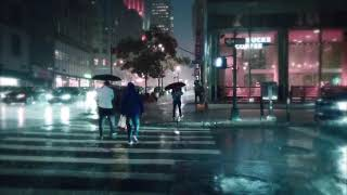 exile by taylor swift and bon iver but you're walking in the rain in NYC