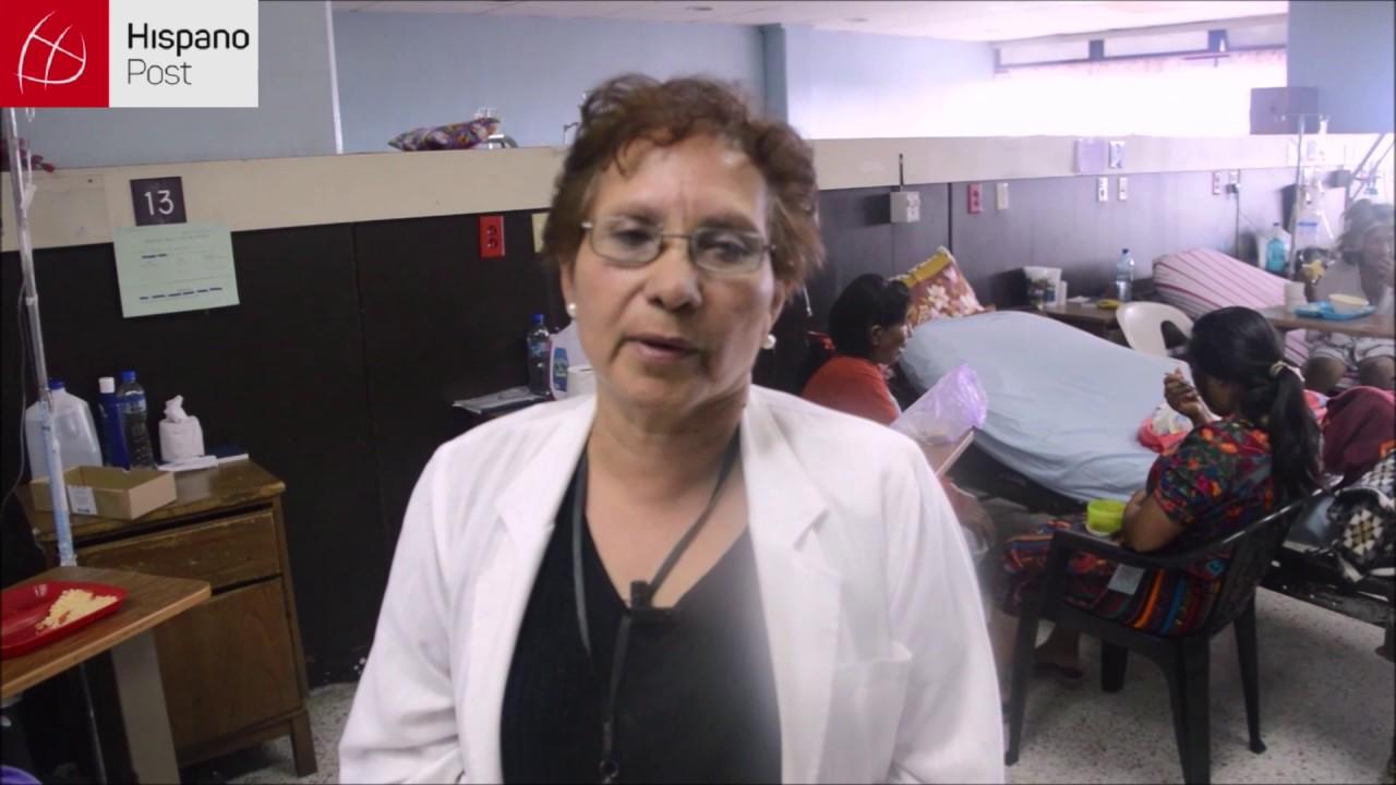 Hospital de Guatemala alberga a pacientes olvidados por sus familiares
