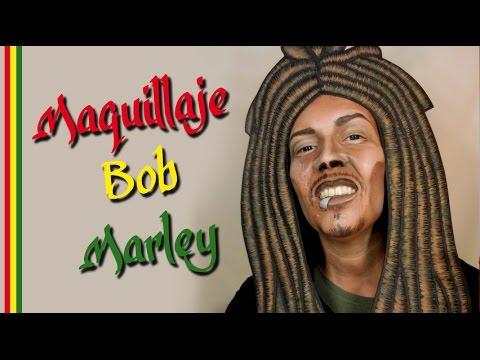 Tutorial: Maquillaje Bob Marley