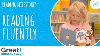 Does your 2nd grader read smoothly like this? - Milestones from GreatSchools