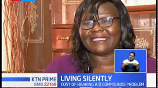 LIVING SILENTLY: Children with undetected hearing impairment diagnosed too late