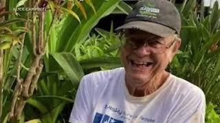 Rest in love and peace to the renowned Pacific botanist Dr Art Whistler