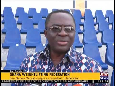 GFA Dissolution - AM Sports on JoyNews (14-8-18)