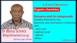 Aromatic or benzene  compounds