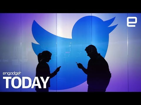 Twitter verified a white supremacist | Engadget Today