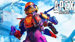 APEX LEGENDS SEASON 9 - BRAND NEW CHARACTER GAMEPLAY! (FULL BATTLE PASS)