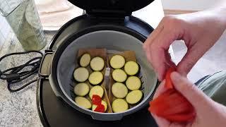Kochen mit dem Autocook Pro** (2): Gedämpftes Fischfilet