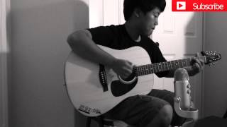 (Frozen OST) Let It Go   Fingerstyle Cover WITH TABS (Sungha Jung Ver.)