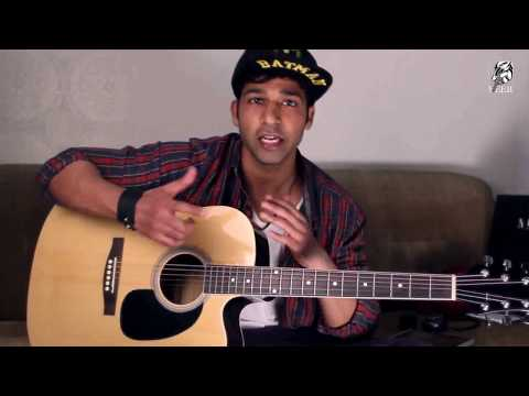 How to Tune a Guitar with Guitar Tuner App by VEER KUMAR